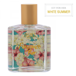 Eau De Toilette For Her White Summer 90ml