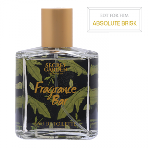 Eau De Toilette For Him Absolute Brisk 90ml