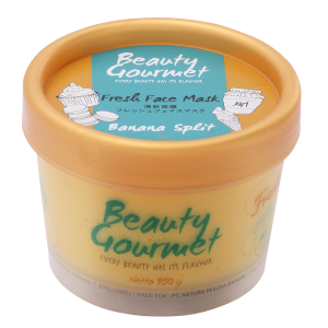 Fresh Face Mask Banana Split 100gr