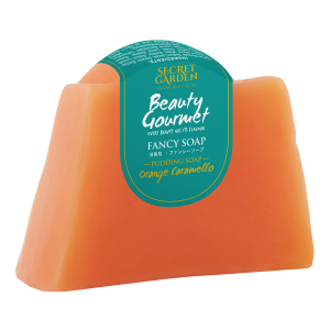 Puding Soap Orange Caramello 100gr