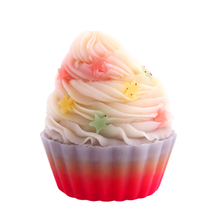 Cupcake Soap Over The Rainbow 120gr