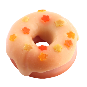 Donut Soap Sugar Cream 100gr