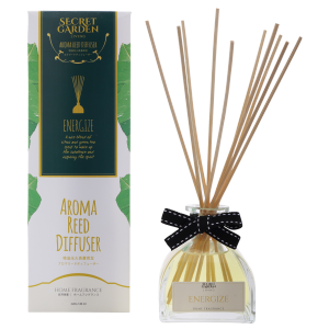 Aroma Reed Diffuser Energize 140ml