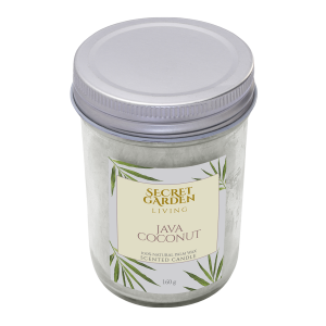 Candle Jar Java Coconut 160gr