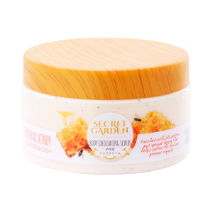 Body Exfoliating Scrub Natural Honey 250gr