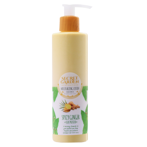 Moisturizing Lotion Spicy Ginger 230gr